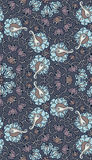 Decoratief naadloos patroon Eps-8 Stock Fotografie