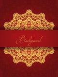 Decoratief ontwerp als achtergrond Royalty-vrije Stock Foto's
