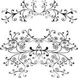 Decoratief ornament Royalty-vrije Stock Afbeeldingen