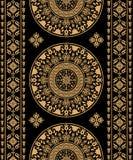 Decoratief ornament Stock Afbeelding