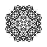 Decoratief ornament Royalty-vrije Stock Foto's