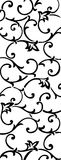 Decoratief patroon Stock Illustratie