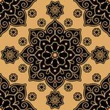 Decoratief patroon Royalty-vrije Stock Foto's