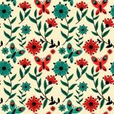 Decoratief patroon Royalty-vrije Stock Fotografie