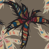 Decoratief Patroon royalty-vrije illustratie