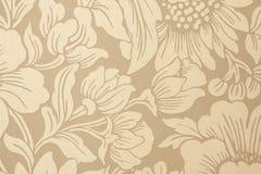 Decoratief patroon van bloemen Royalty-vrije Stock Foto