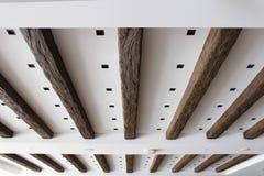 Decoratief plafond royalty-vrije stock afbeelding