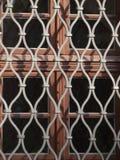 Decoratief traliewerk Stock Fotografie