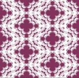 Decoratief vector naadloos patroon als achtergrond Royalty-vrije Stock Afbeelding