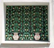 Decoratief Venster Royalty-vrije Stock Fotografie