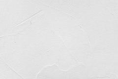 Decoratief Wit het Eindigen Pleister met Abstract Toepassingsklopje Royalty-vrije Stock Afbeeldingen