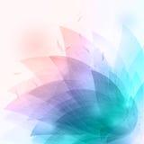 Decoratieve abstracte achtergrond Stock Foto