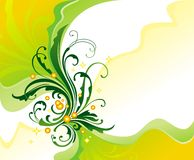 Decoratieve achtergrond Stock Fotografie