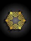 Decoratieve achtergrond Royalty-vrije Stock Afbeeldingen