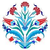 Decoratieve Achtergrond negentien Royalty-vrije Stock Afbeeldingen
