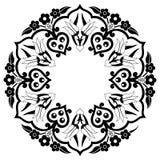 Decoratieve Achtergrond zesendertig Royalty-vrije Stock Foto's
