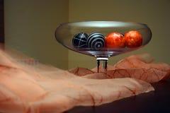 Decoratieve ballen royalty-vrije stock afbeelding