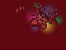 Decoratieve bloem Stock Foto's