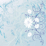 Decoratieve bloemen Royalty-vrije Stock Foto