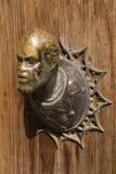 Decoratieve Deurknop Royalty-vrije Stock Afbeeldingen