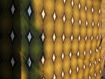 Decoratieve doek Stock Afbeelding