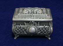 Decoratieve doos Royalty-vrije Stock Afbeelding