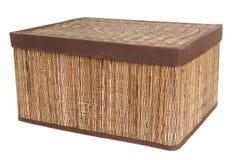 Decoratieve doos voor geïsoleerdd binnenland Stock Afbeelding