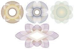 Decoratieve elementen. Royalty-vrije Stock Foto