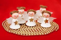 Decoratieve engel Stock Fotografie