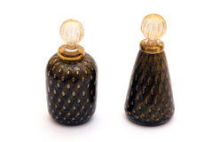 Decoratieve fles Royalty-vrije Stock Foto's