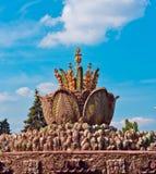 Decoratieve fontein in VVC Royalty-vrije Stock Afbeelding