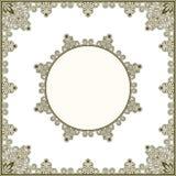 Decoratieve frames Royalty-vrije Stock Fotografie
