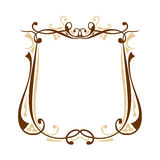 Decoratieve Grens 01 Royalty-vrije Stock Afbeeldingen