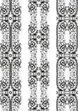 Decoratieve Grenzen Royalty-vrije Stock Afbeelding