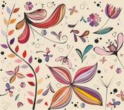 Decoratieve illustratie stock illustratie