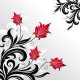 Decoratieve illustratie Royalty-vrije Stock Foto