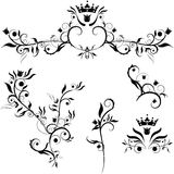 Decoratieve installaties Royalty-vrije Stock Foto