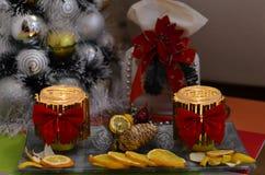 Decoratieve kruiken Royalty-vrije Stock Fotografie