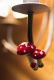 Decoratieve lamp Royalty-vrije Stock Fotografie