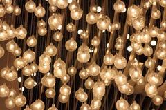 Decoratieve lichten Royalty-vrije Stock Foto