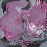 Decoratieve Marmeren Textuur Het abstracte schilderen In achtergrond voor druk en websites Kleurenverven op Dark stock foto
