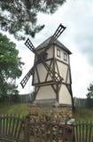 Decoratieve molen Royalty-vrije Stock Foto's