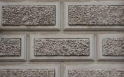 Decoratieve muur Royalty-vrije Stock Afbeelding