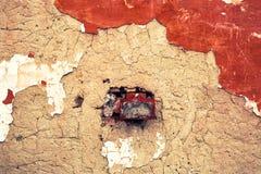 Decoratieve muur Stock Foto's
