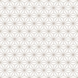 Decoratieve Naadloze Bloemen Decoratieve Gouden & Witte Patroonachtergrond Royalty-vrije Stock Foto