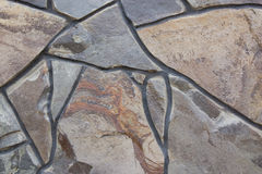 Decoratieve natuurlijke steen Royalty-vrije Stock Fotografie