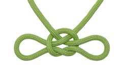 Decoratieve overzeese knoop Royalty-vrije Stock Afbeelding