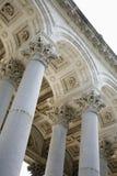 Decoratieve pijlers Royalty-vrije Stock Afbeeldingen