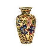 Decoratieve pot stock afbeeldingen