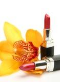 Decoratieve schoonheidsmiddelen royalty-vrije stock foto's